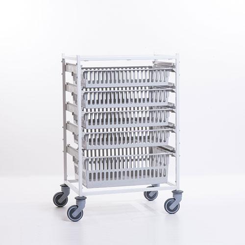 Offene modulare Pflegewagen
