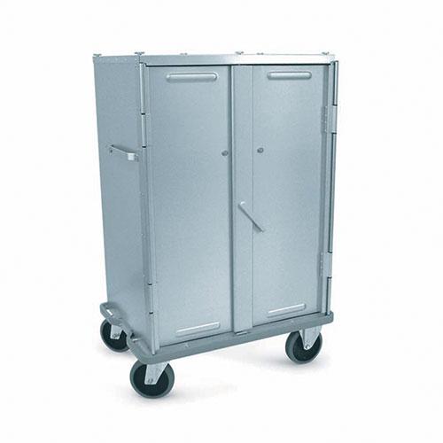Gesloten aluminium transportwagens