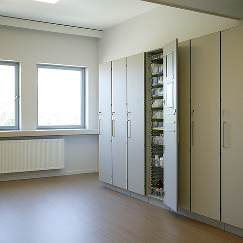 Modular Cabinets Type B