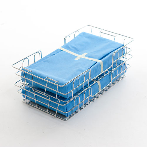 Sterisystem® Perfo-Safe® wire baskets